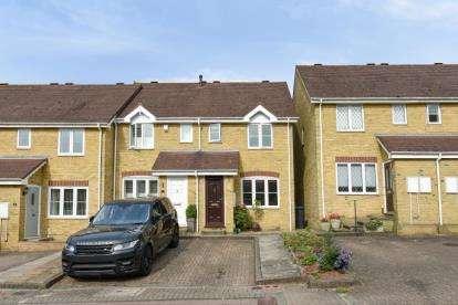 2 Bedrooms End Of Terrace House for sale in Nursery Gardens, Chislehurst