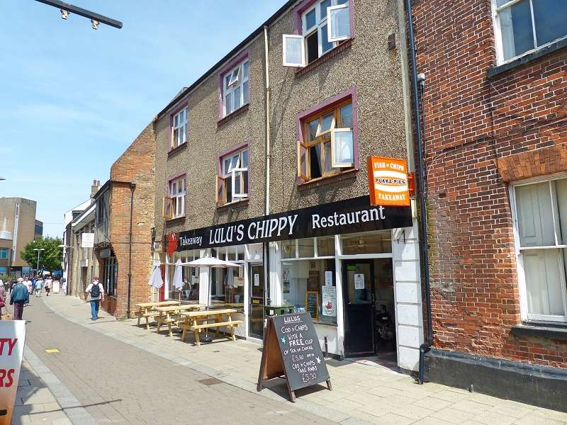 Retail Property (high Street) Commercial for sale in Tower Street, Kings Lynn, Norfolk. PE30 1EJ