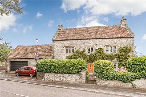 6 Bedrooms Detached House for sale in Westerleigh Road, Pucklechurch, Bristol, BS16
