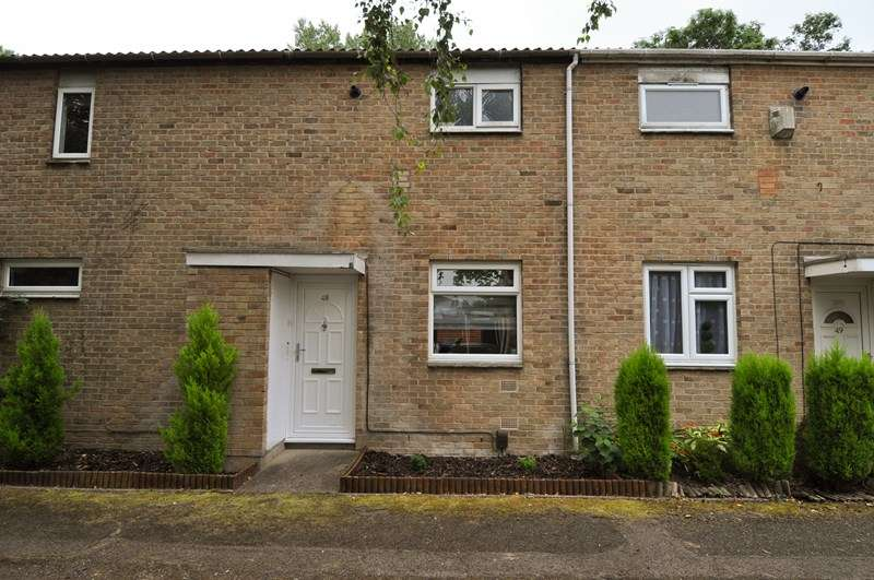 3 Bedrooms Terraced House for sale in Brinklow Close, Matchborough East, Redditch