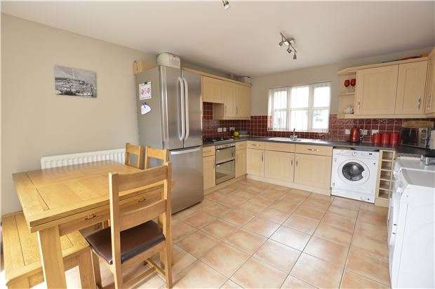 4 Bedrooms Town House for sale in Kings Drive, Stoke Gifford, BRISTOL, BS34 8RQ