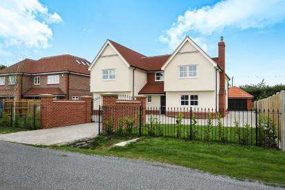 5 Bedrooms Detached House for sale in Great Bromley, Essex