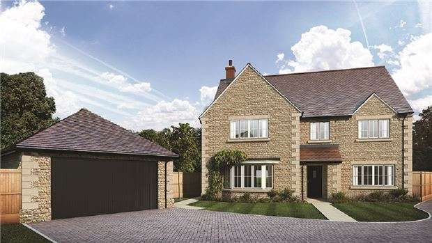 5 Bedrooms Detached House for sale in The Foxley, Willow Bank Road, Alderton, TEWKESBURY, Gloucestershire, GL20 8NJ
