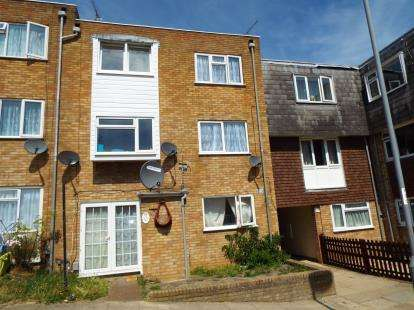 2 Bedrooms Flat for sale in Copenhagen Close, Luton, Bedfordshire, Marsh Farm