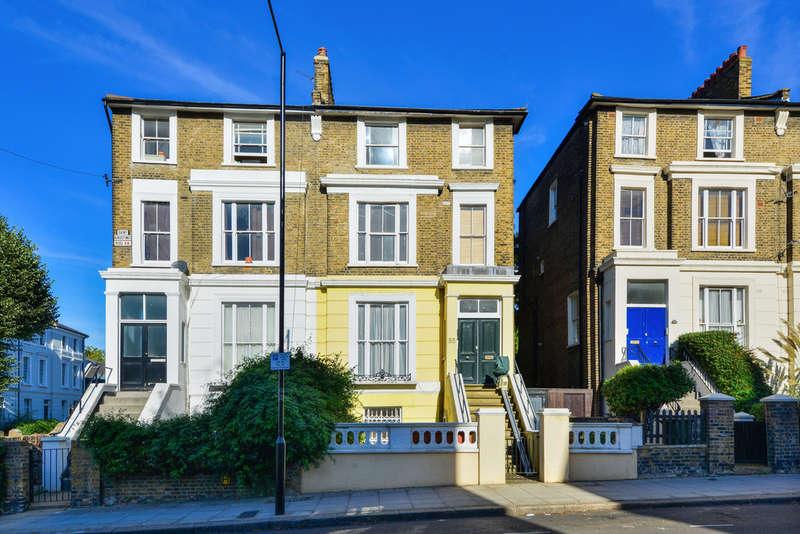 5 Bedrooms Semi Detached House for sale in St Augustines Road, NW1 9RR