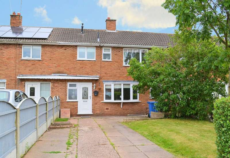 3 Bedrooms Terraced House for sale in Bridge Road, Handsacre