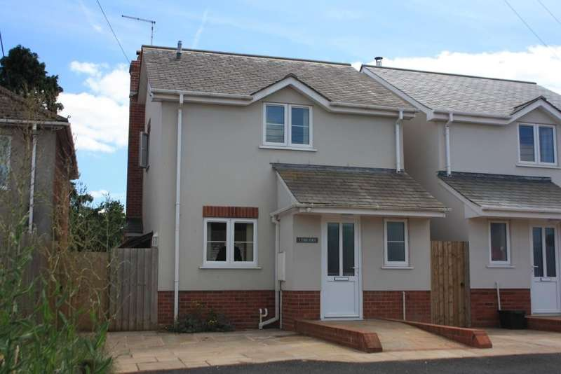 2 Bedrooms Detached House for sale in Rockbeare