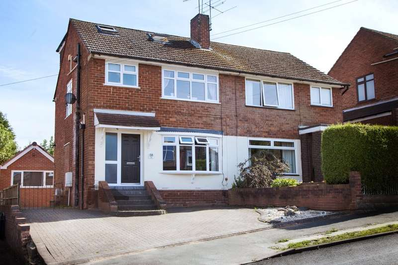 3 Bedrooms Semi Detached House for sale in Kingsley Road, Kingswinford