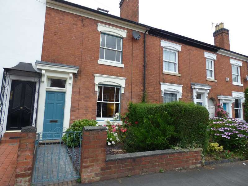 4 Bedrooms Terraced House for sale in Clarence Road, Harborne, Birmingham, B17 9LA