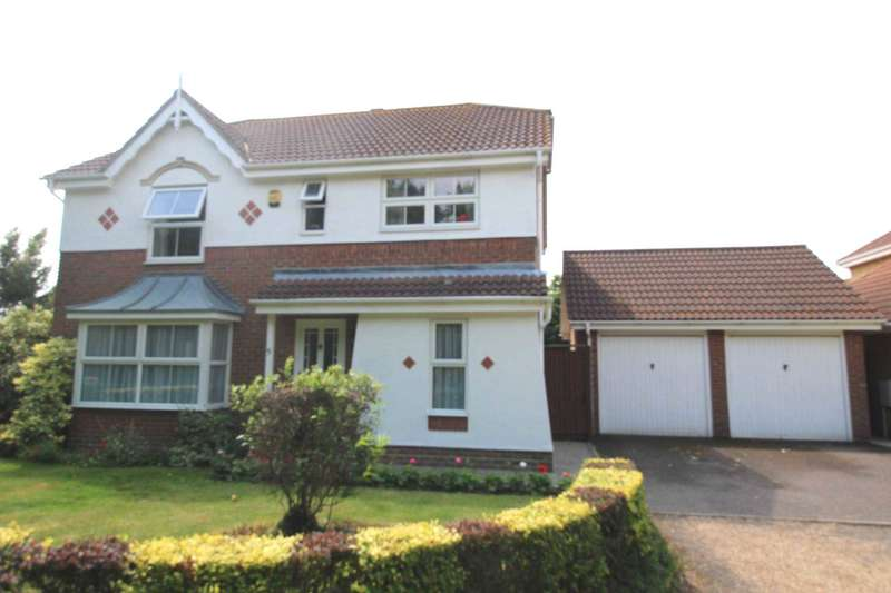 4 Bedrooms Detached House for sale in Tideway, Maldon