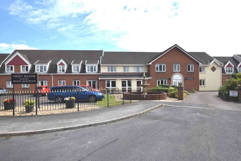 2 Bedrooms Flat for sale in Croft Manor Mason Close, Freckleton