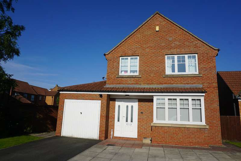 4 Bedrooms Detached House for sale in The Pheasantry, Crossgates, YO12 4UH