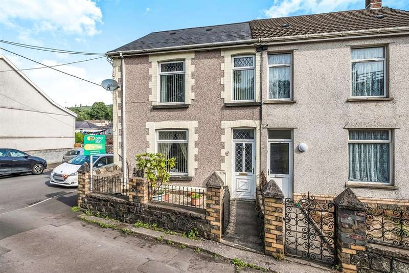 3 Bedrooms Semi Detached House for sale in Aberdare Road, Glynneath, Neath