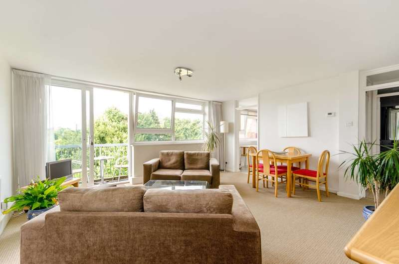 2 Bedrooms Flat for sale in Viewfield Road, West Hill, SW18
