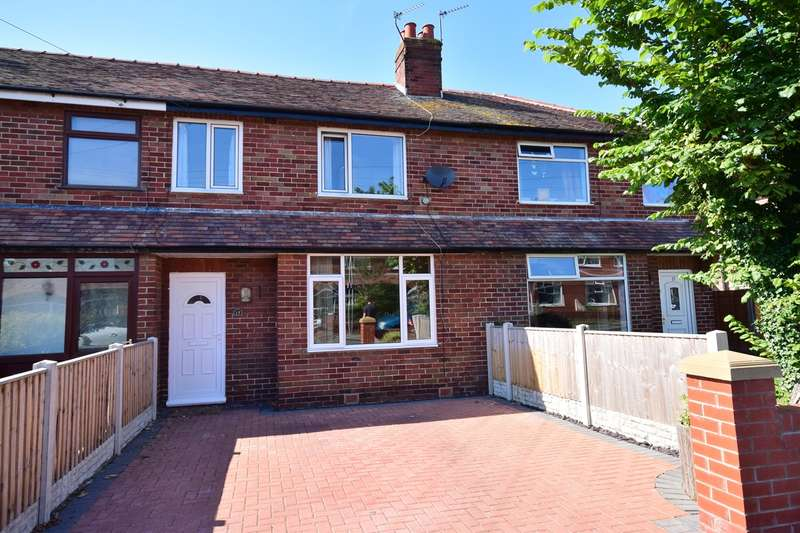 3 Bedrooms Terraced House for sale in Newton Road, Lytham St Annes, FY8
