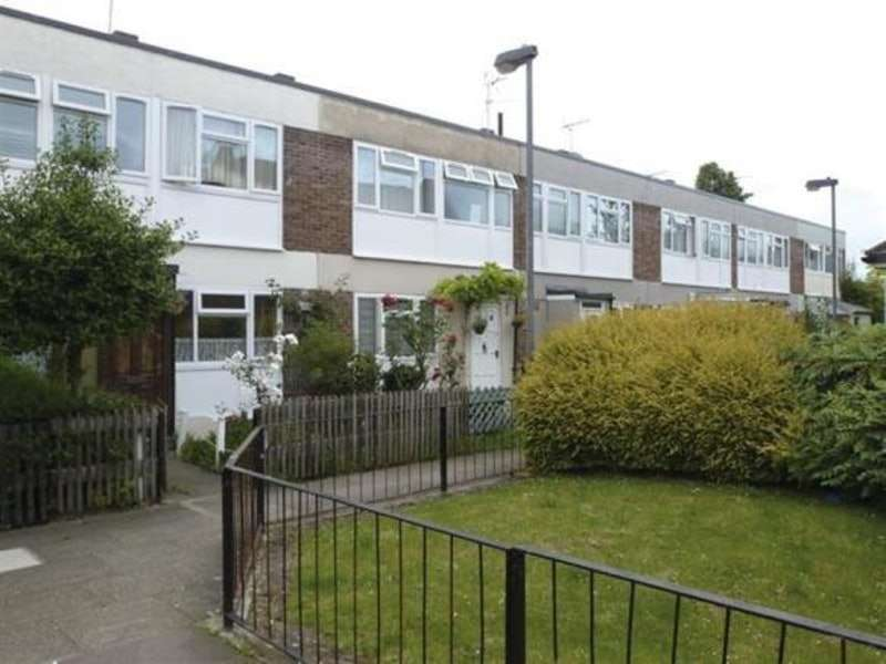 3 Bedrooms Terraced House for sale in Pearscroft Road, London, London, SW6