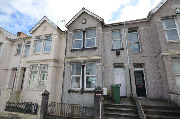 3 Bedrooms Terraced House for sale in Ashford Road, Plymouth, Devon