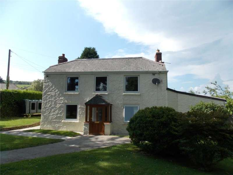 4 Bedrooms Detached House for sale in Trevarth, Lanner, Redruth