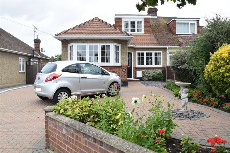 3 Bedrooms Bungalow for sale in Chignal Road, Chelmsford