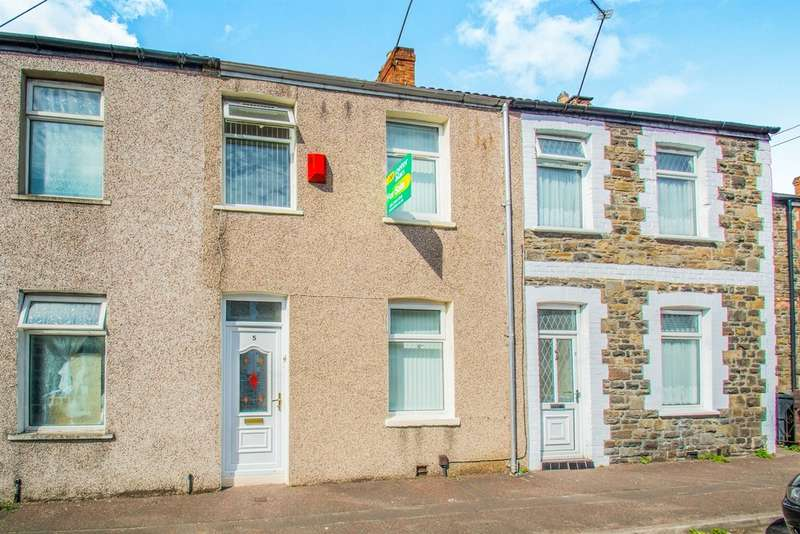 3 Bedrooms Terraced House for sale in Russell Street, Cardiff