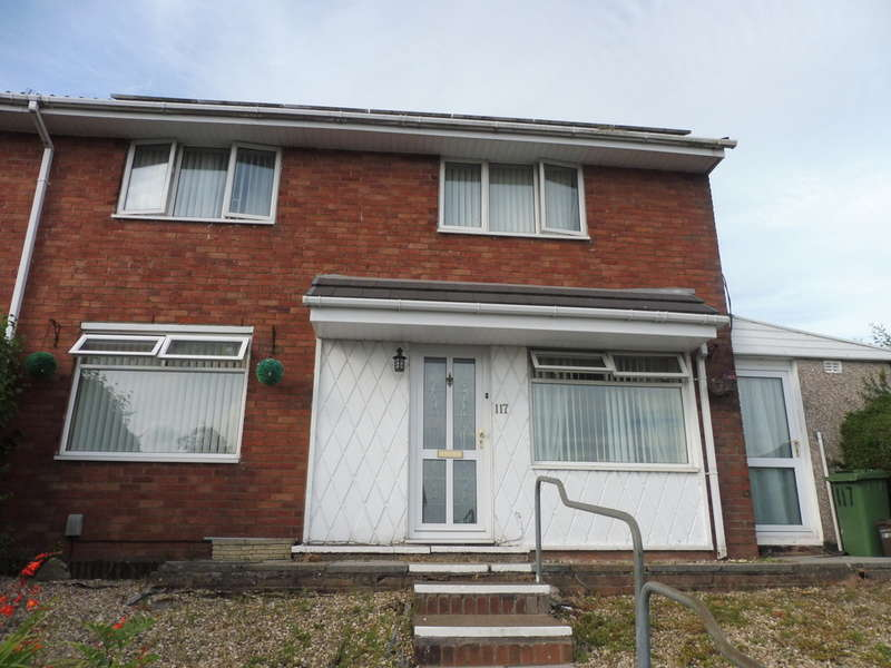 4 Bedrooms Semi Detached House for sale in Maendy Way, Pontnewydd, Cwmbran