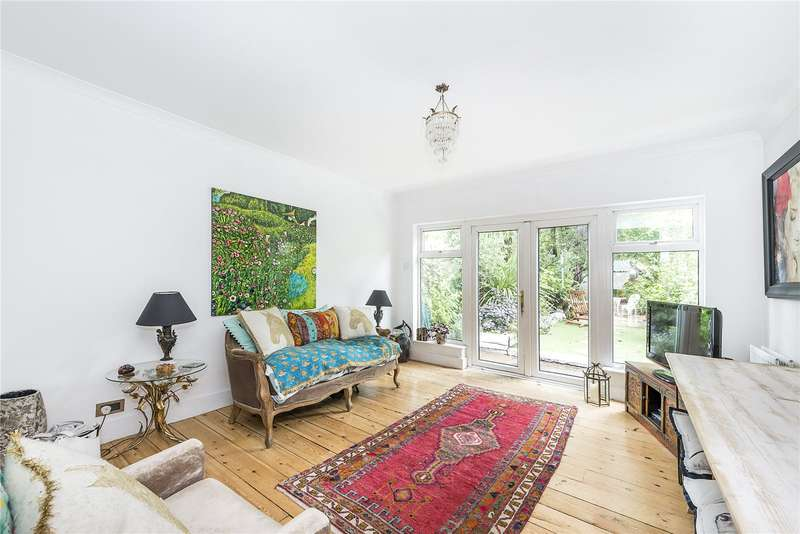 2 Bedrooms Terraced House for sale in Kew Road, Richmond, TW9