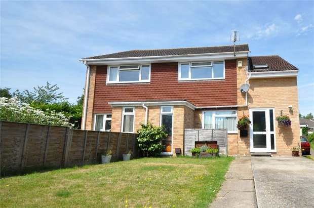 4 Bedrooms Semi Detached House for sale in Cockerell Close, WIMBORNE, Dorset