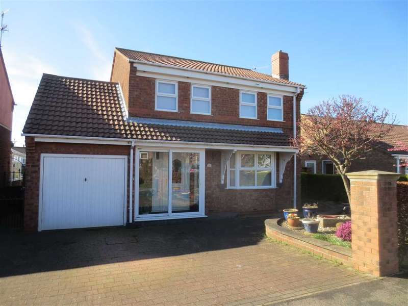 4 Bedrooms House for sale in Jackson Close, Cayton, Scarborough