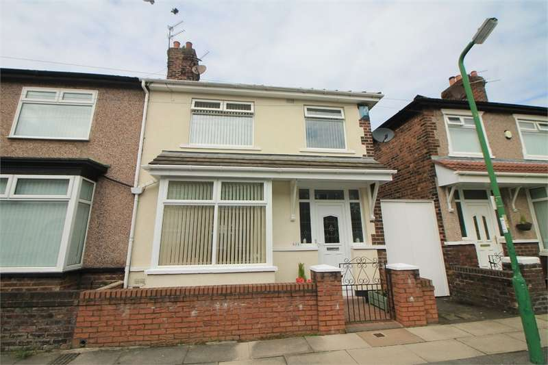 3 Bedrooms Semi Detached House for sale in Middleton Road, Waterloo, Merseyside