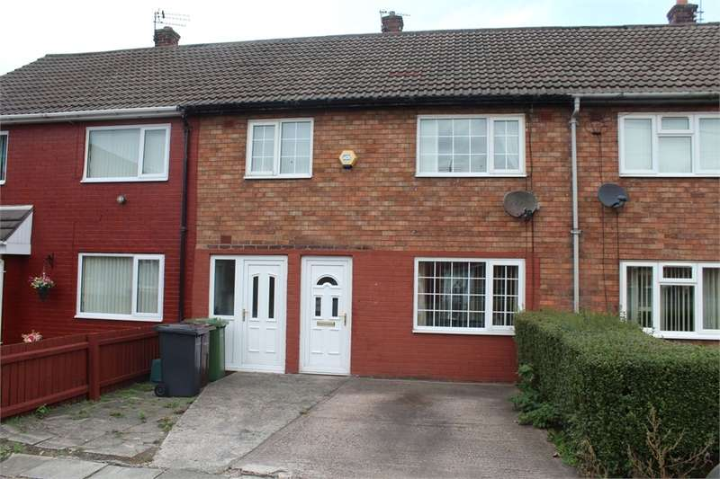 3 Bedrooms Terraced House for sale in Joseph Lister Close, Bootle, Merseyside
