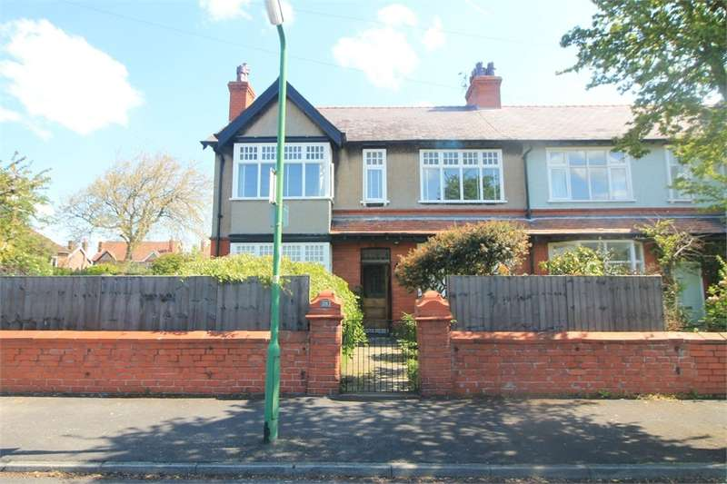 4 Bedrooms Semi Detached House for sale in Ennismore Road, Blundellsands, Merseyside