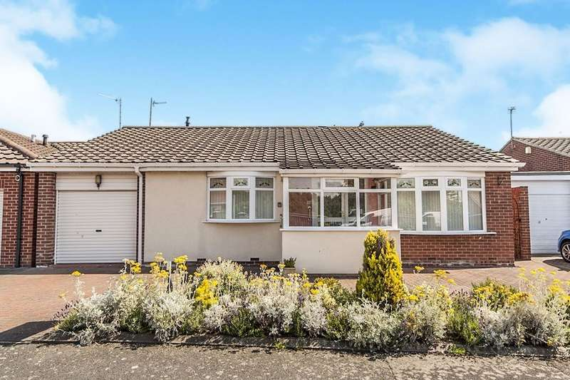 3 Bedrooms Detached Bungalow for sale in Orkney Drive, Ryhope, Sunderland, SR2
