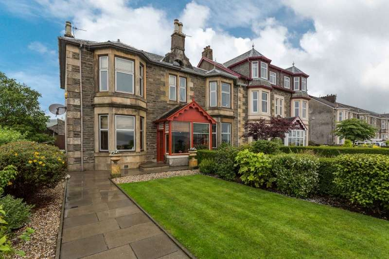 3 Bedrooms Semi-detached Villa House for sale in Alexandra Parade, Dunoon, PA23 8AF