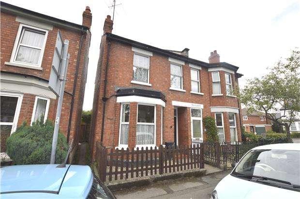 3 Bedrooms Semi Detached House for sale in Alstone Avenue, CHELTENHAM, Gloucestershire, GL51 8EJ