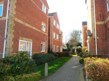 2 Bedrooms Flat for sale in Oaklands, Peterborough, Cambridgeshire