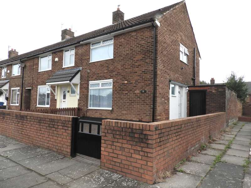 2 Bedrooms Terraced House for sale in Ternhall Road, Liverpool