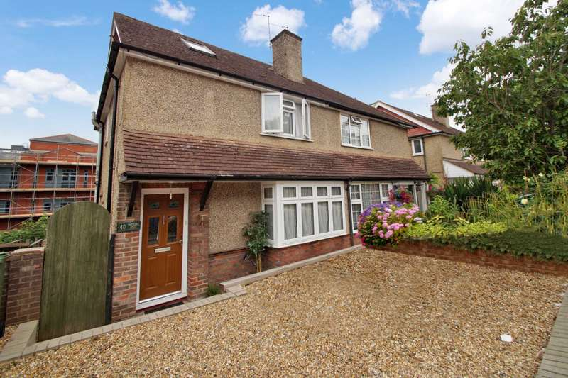 3 Bedrooms Semi Detached House for sale in Maynard Road, Hemel Hempstead, Herts