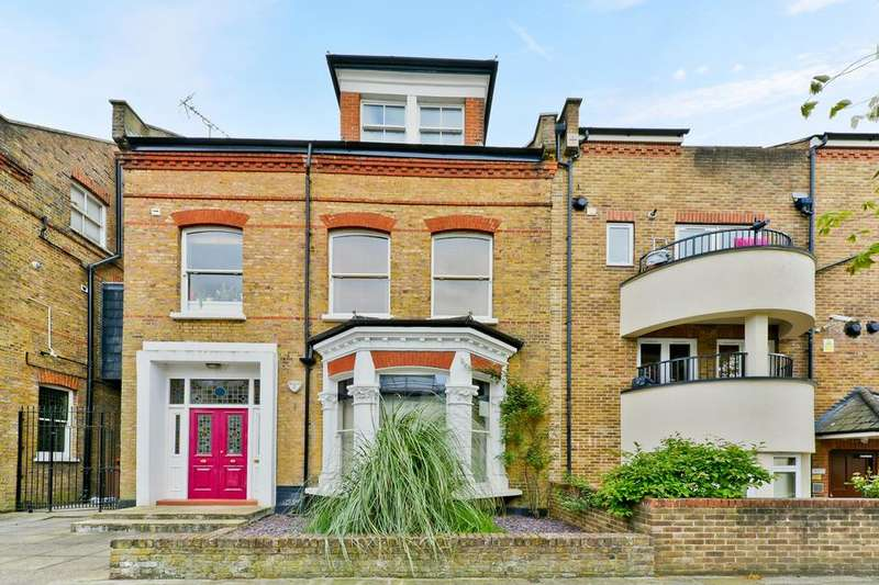 2 Bedrooms Flat for sale in Gloucester Drive, London N4