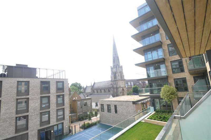 1 Bedroom Apartment Flat for sale in New Broadway, Ealing, London, W5 2XA