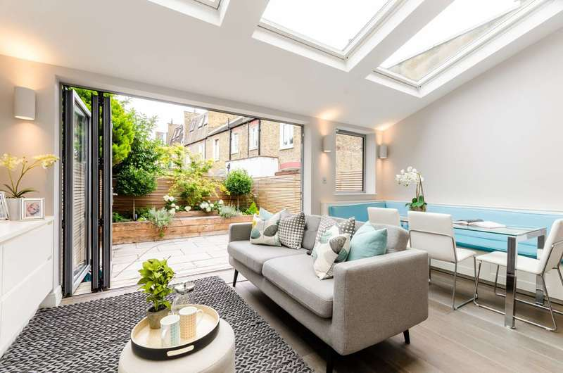 4 Bedrooms Land Commercial for sale in Rannoch Road, Fulham, W6