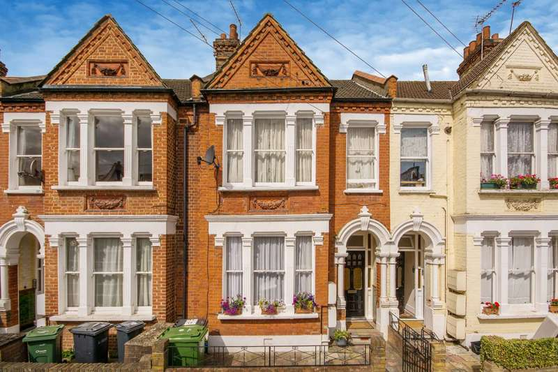 2 Bedrooms Flat for sale in Brancaster Road, Streatham, SW16