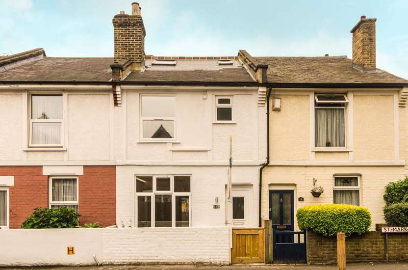 4 Bedrooms House for sale in St Marks Road, Mitcham, CR4
