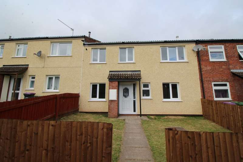 3 Bedrooms Terraced House for sale in Rhymney Court, Thornhill, Cwmbran, NP44