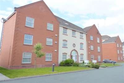 2 Bedrooms Flat for rent in Shannon House, Leasowe Road, Moreton