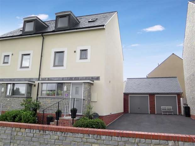4 Bedrooms House for sale in Cursley Path, Wells