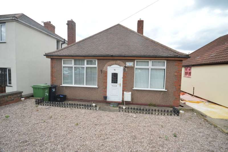 2 Bedrooms Detached Bungalow for sale in Robert Street, Dudley, DY3