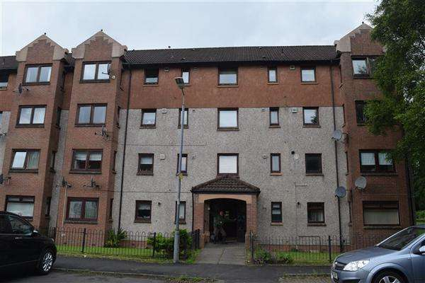 3 Bedrooms Apartment Flat for sale in Burnbrae Street, CLYDEBANK