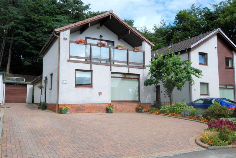 3 Bedrooms Detached Bungalow for sale in The Firs, Dalgety Bay