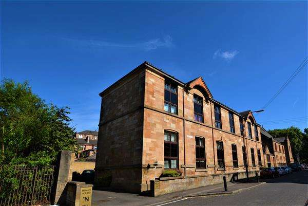 1 Bedroom Flat for sale in Deanston Drive , Shawlands G41