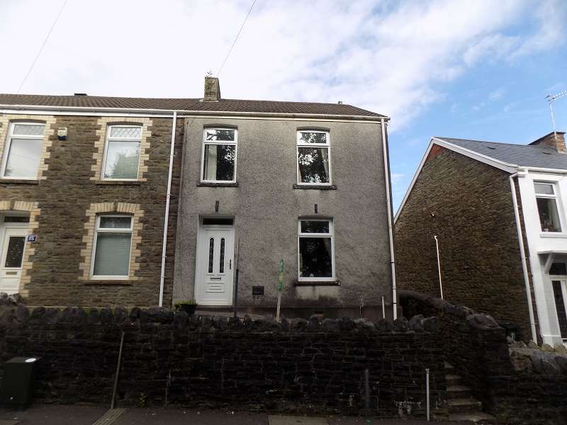 3 Bedrooms End Of Terrace House for sale in Taillwyd Road, Neath Abbey, Neath, Neath Port Talbot. SA10